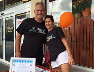 Nicklaus Children's Hospital Fundraiser Belinda & Scott Sime