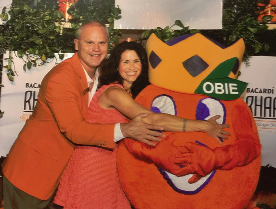 Orange Bowl Committee, Belinda & Scott Sime